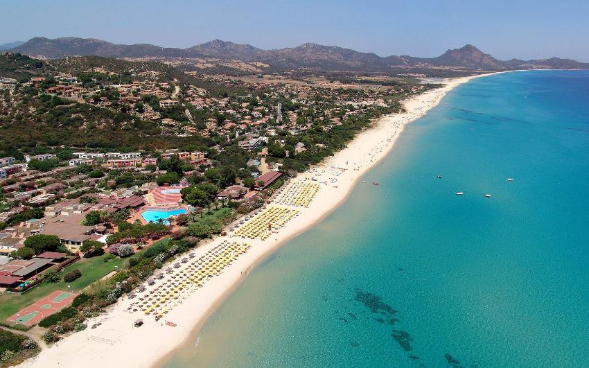 Free Beach Village – Costa Rei