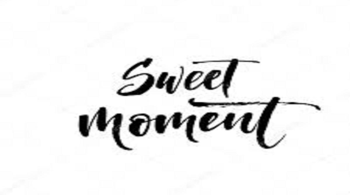 Sweet Moment....Un giorno da ricordare…