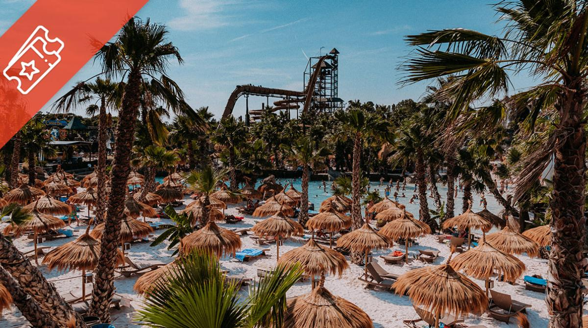 CARIBE BAY Themed Waterpark Venice