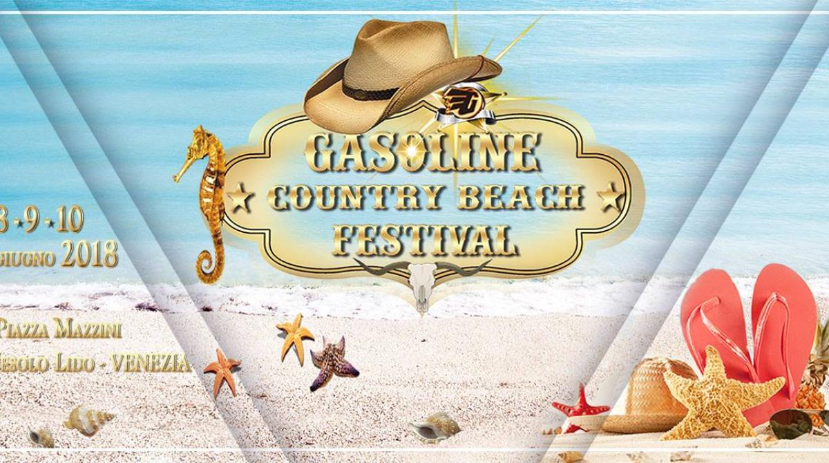 Gasoline Country Beach Festival 2018