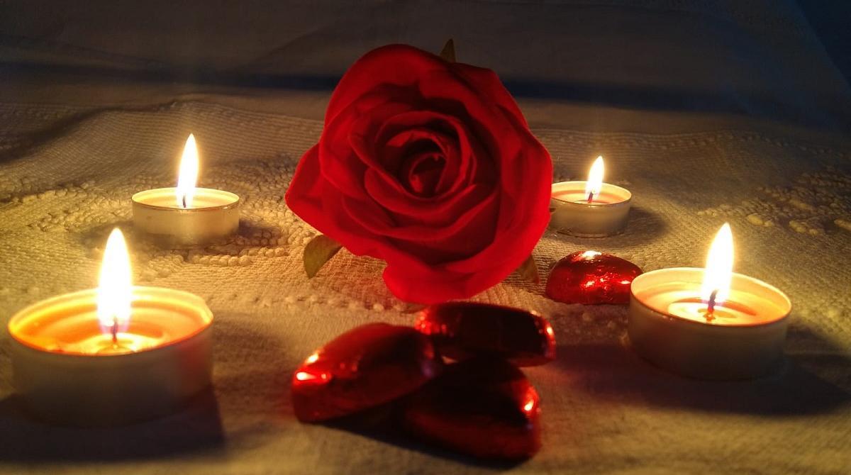 Fuga Romantica alle Terme.