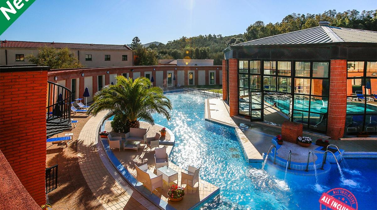 Infrathermae All Inclusive - 1 Notte.